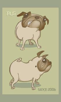 pug-cartoon