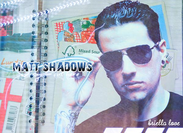 Matt shadows by briellalove on deviantart - Matt shadows wallpaper ...