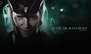 Loki Wallpaper by BriellaLove