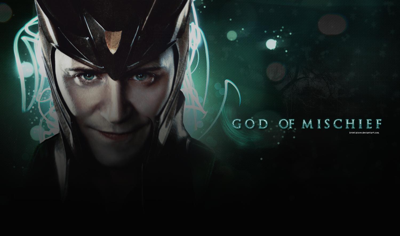 Loki Wallpaper Loki Wallpaper by Brie...
