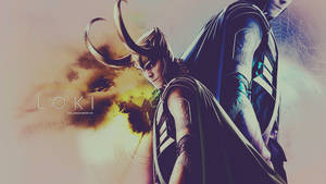 Loki The Avengers Wallpaper by BriellaLove