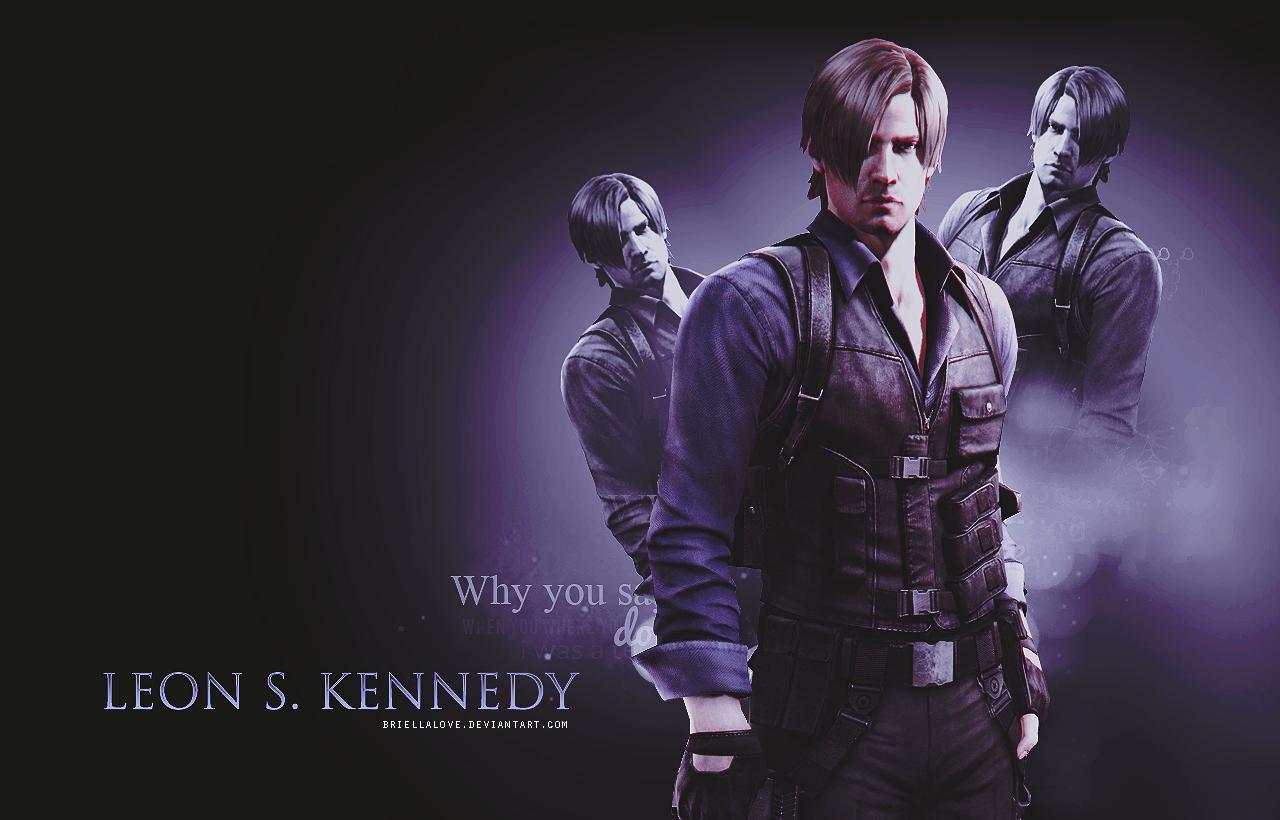 Leon S  Kennedy RE6 Wa...