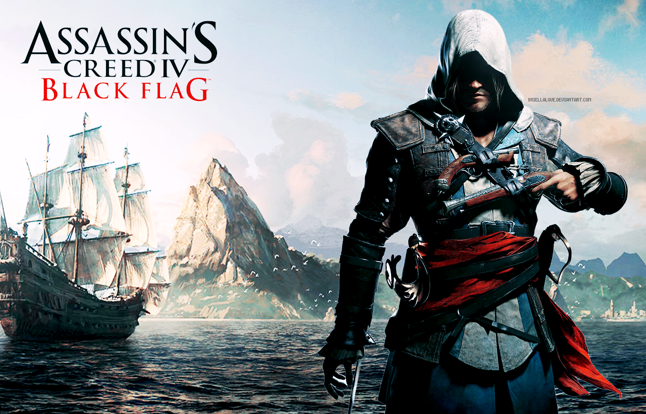 Assassin's Creed IV : Black Flag - ASSASSIN AND PIRATE ~ Blog for Reviews