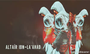 Altair Ibn-La'Ahad Assassins Creed Wallpaper