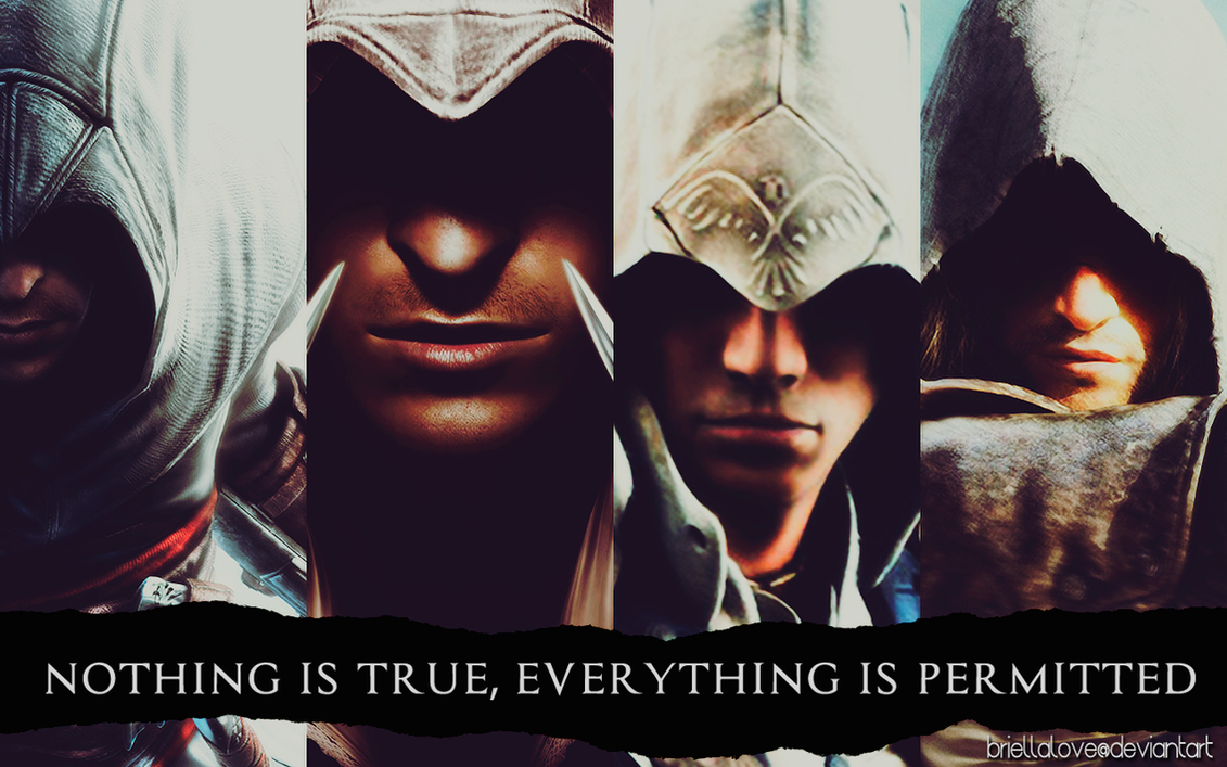 Assassins Creed Wallpaper By BriellaLove