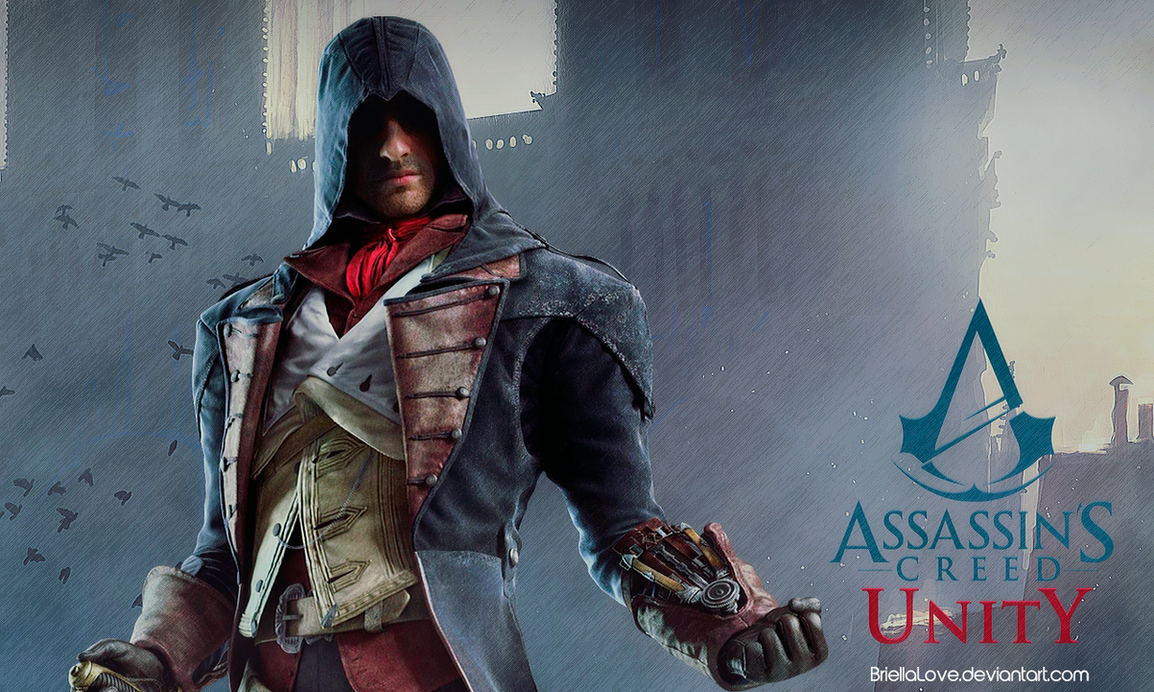 Картинки assassins creed unity