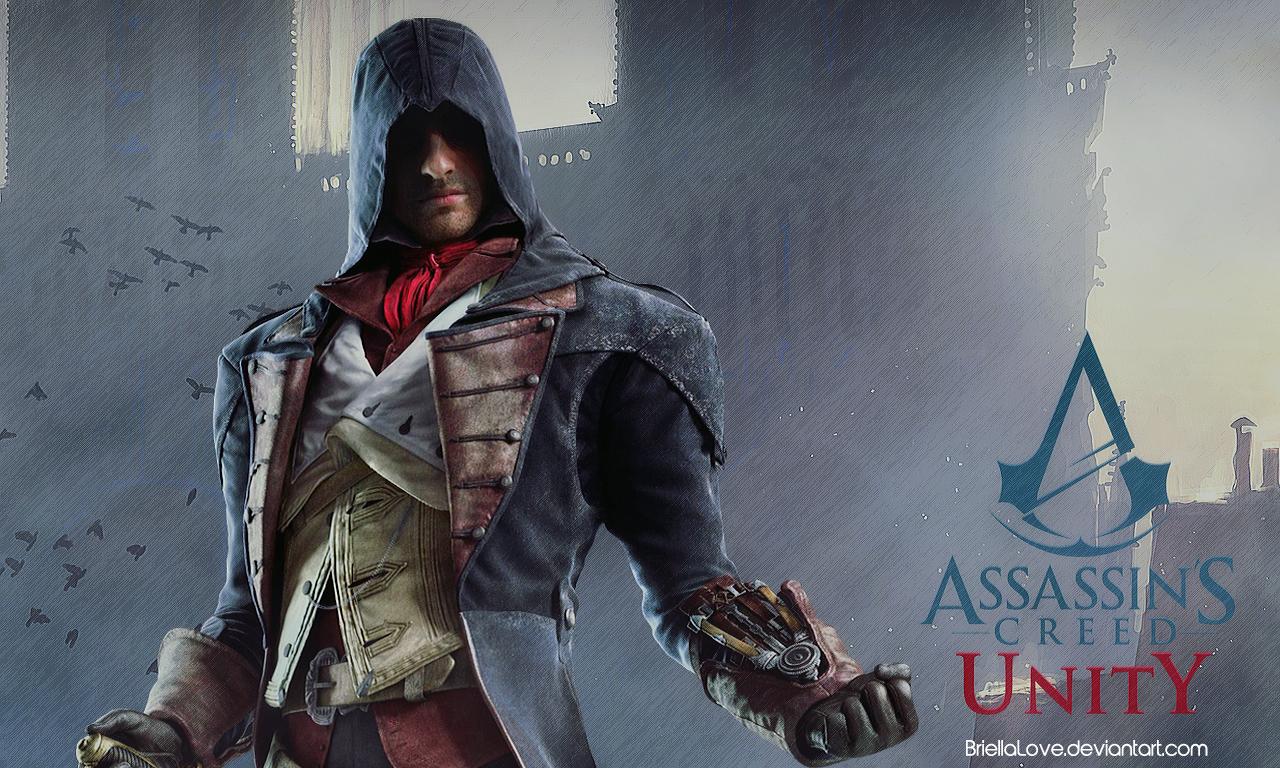 Assassins Creed Unity Arno Dorian Wallpaper By BriellaLove