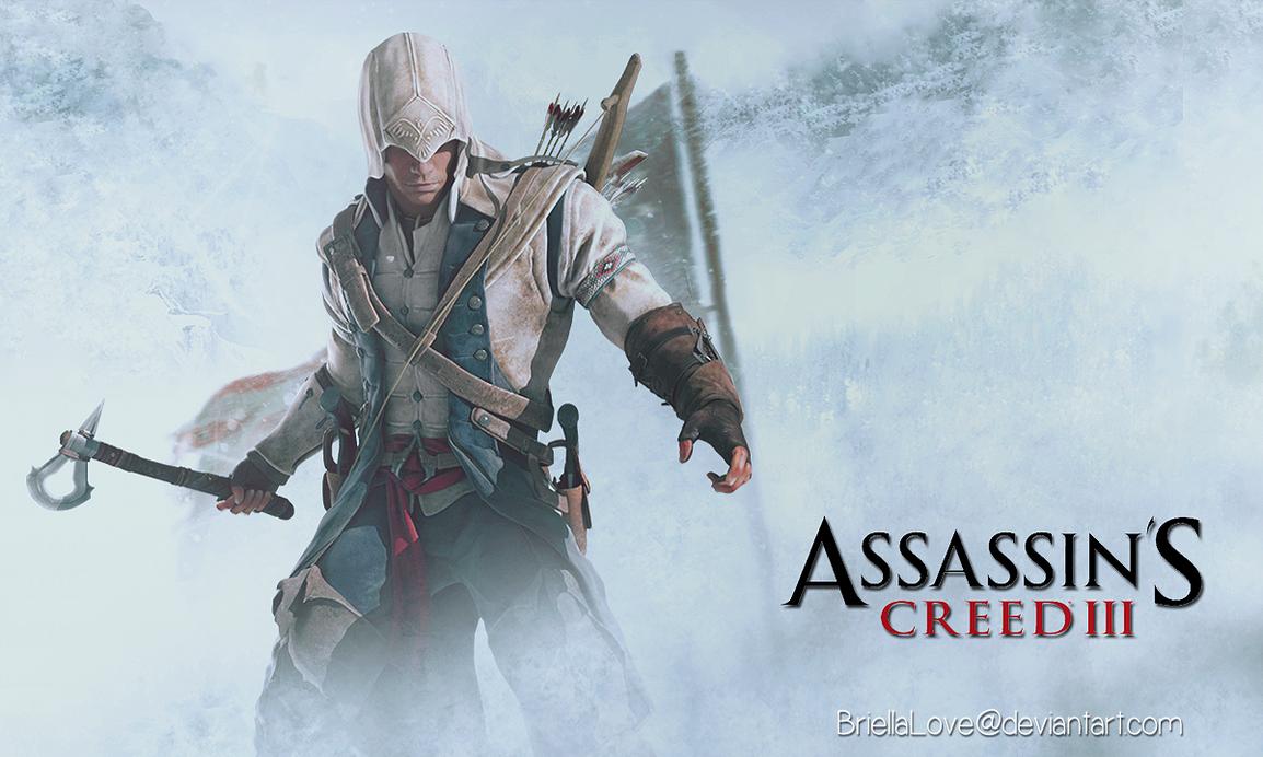 Connor Kenway Assassins Creed 3 Wallpaper By BriellaLove