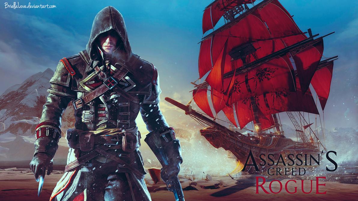 Assassin's Creed Rogue Wallpaper By BriellaLove On DeviantArt