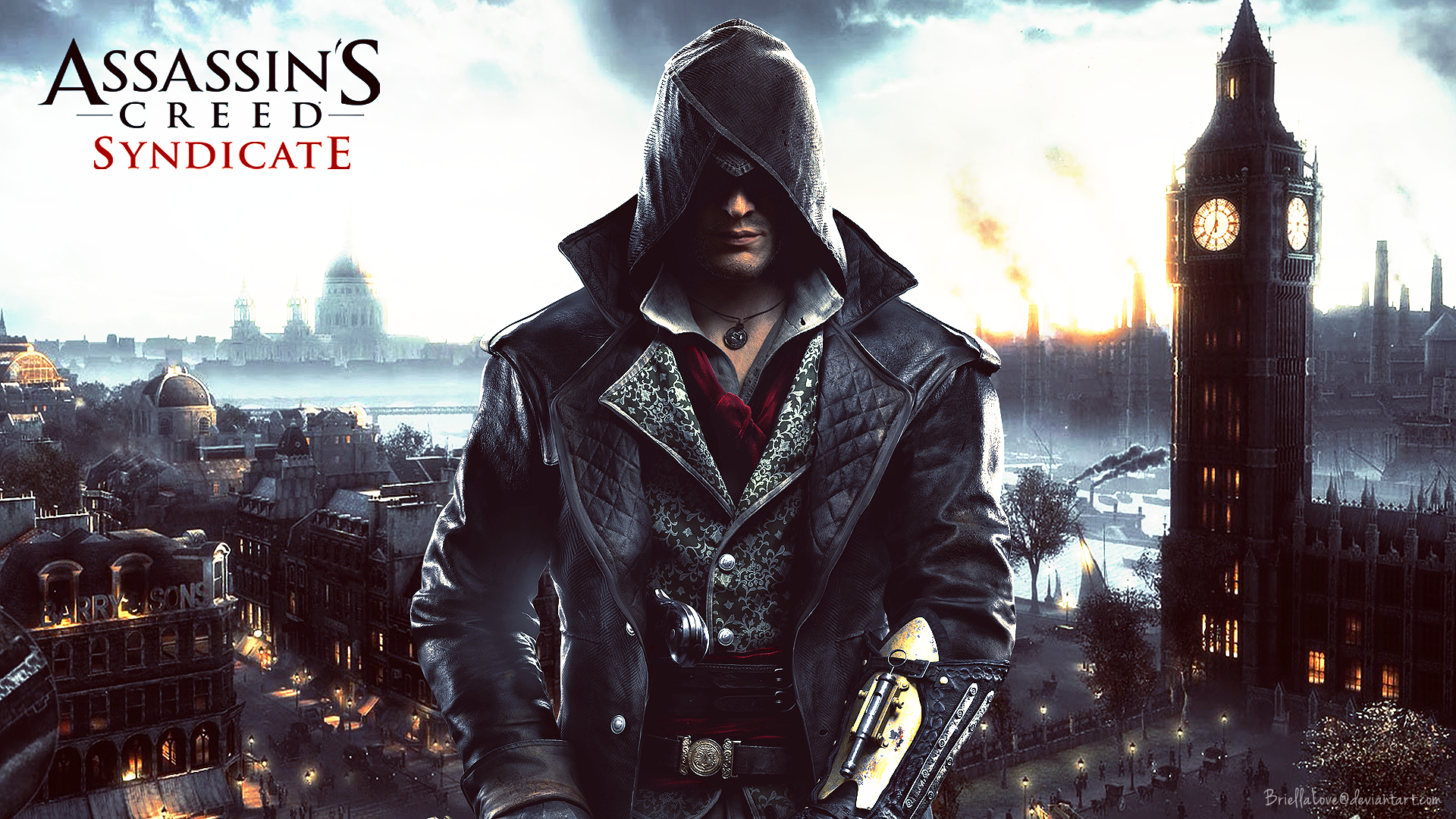 Assassin S Creed Syndicate Hd Wallpaper By Briellalove On Deviantart