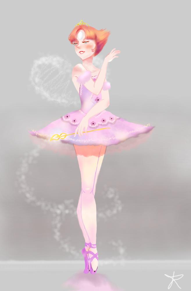 Sugar Pearl Fairy by Katechi