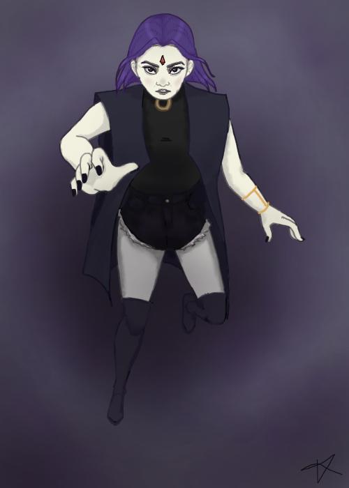Raven by Katechi