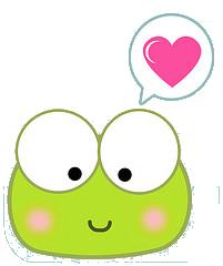 Ranita Cute Png