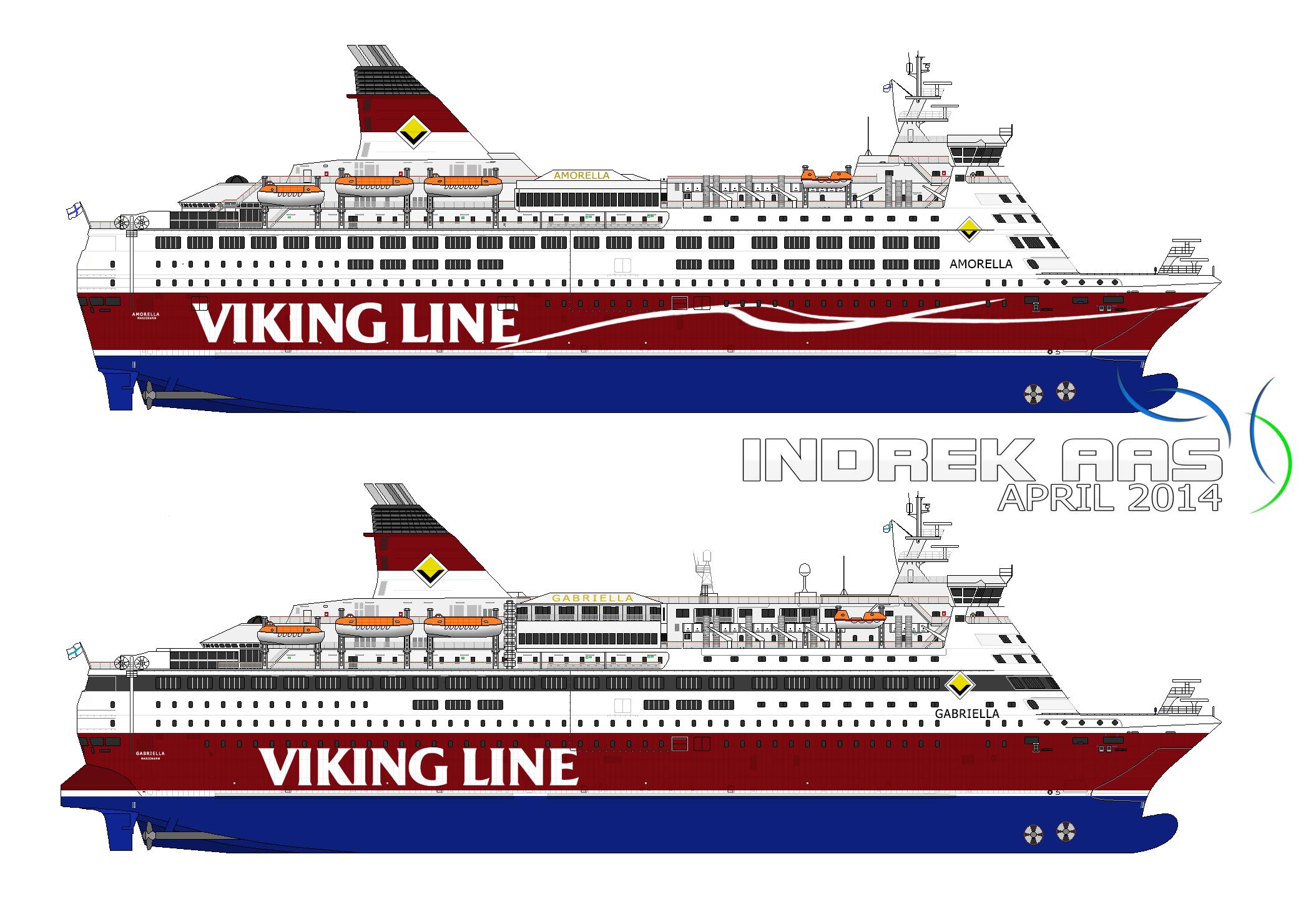 viking line ms amorella
