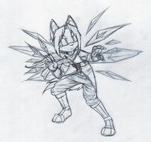 Diamond Blizzard -Sketch- by Tspuun