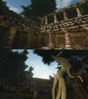 Ruins by Tspuun