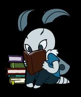Bookworm by Tspuun