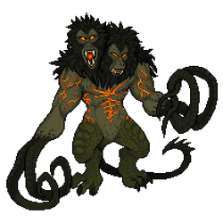 Demogorgon, the Sibilant Beast