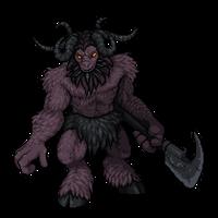 Baphomet, the Horned King