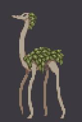 Leafy Creature by Tspuun