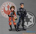 Jaina and Jag: New Jedi Order