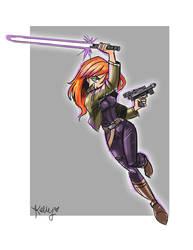 Mara Jade Sketch