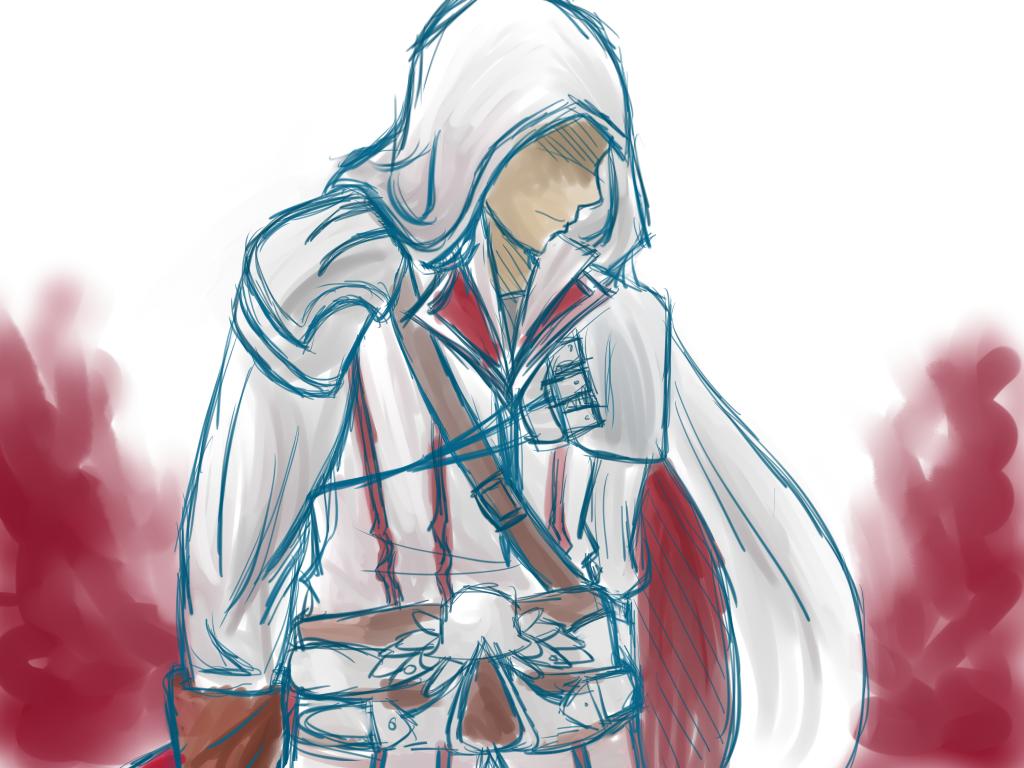 Assassin S Creed 2 Ezio Auditore Da Firenze By