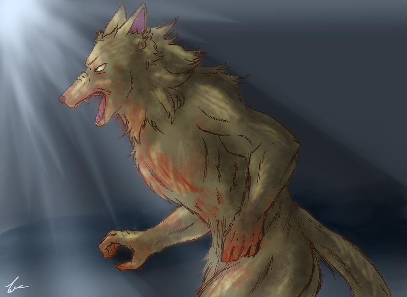 Werewolf by JustSomeRandomKidLol