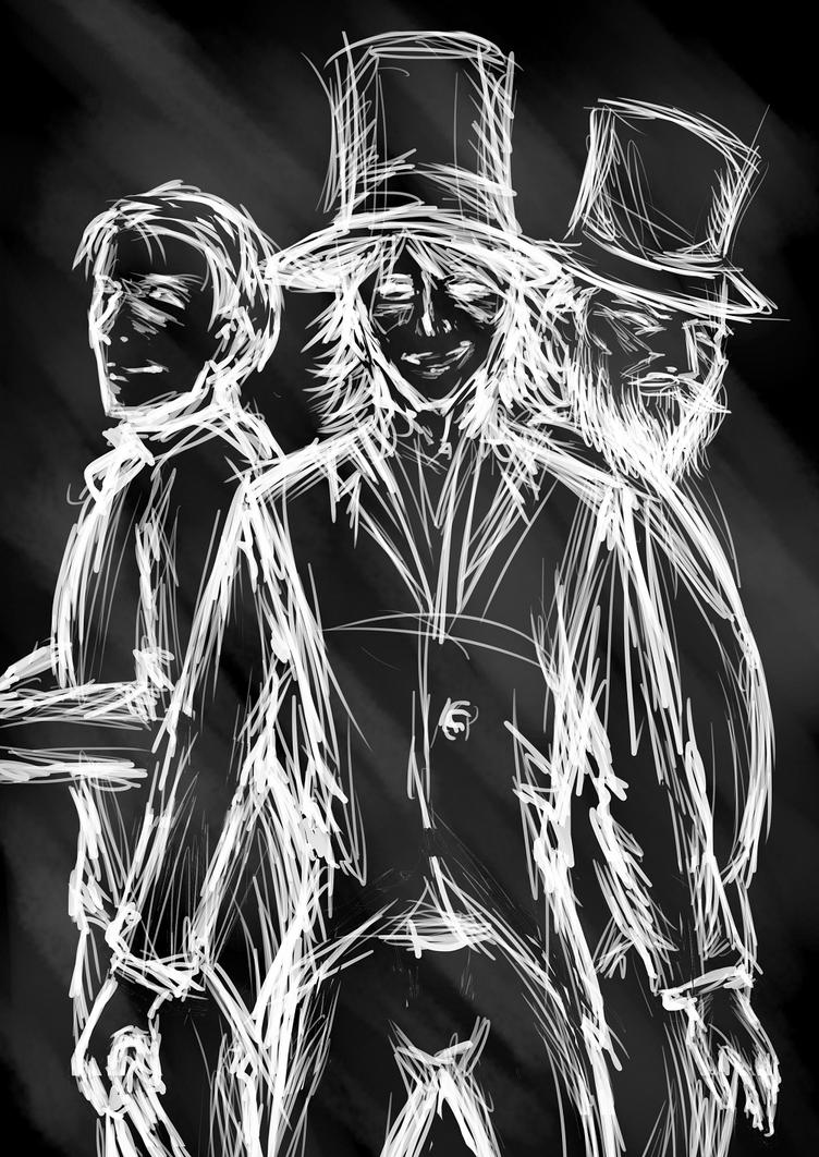 Jack the Ripper by JustSomeRandomKidLol