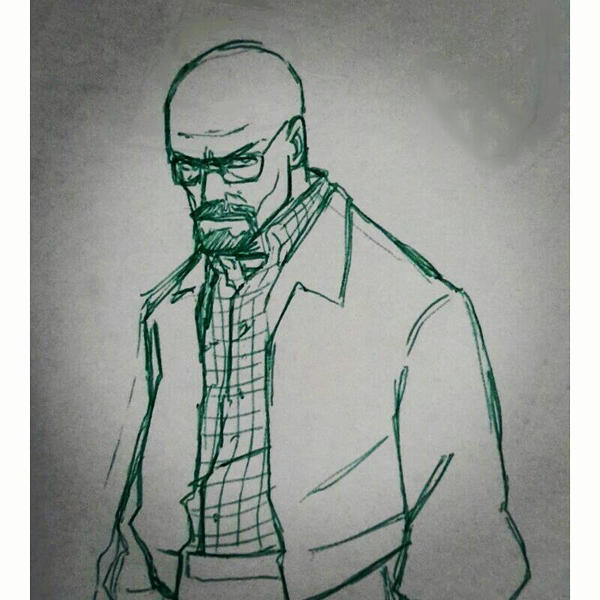 Walter White by Graz92