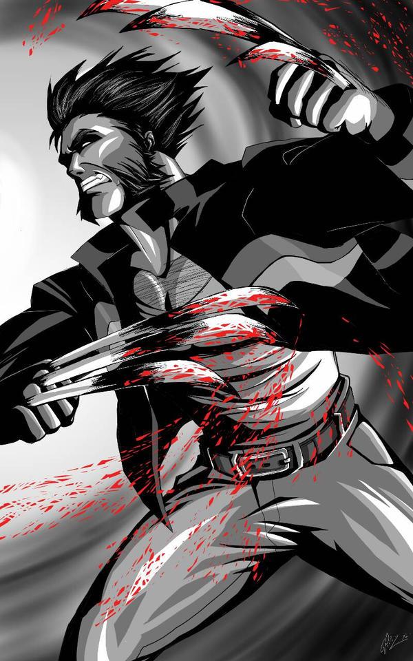Wolverine by Graz92