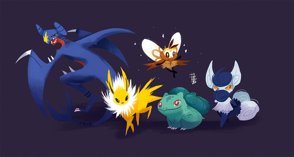 Metu Pokemon