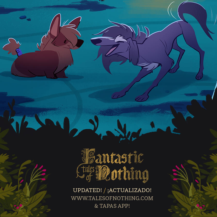 Fantastic Tales of Nothing - Update by fydraws