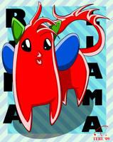 Ramallama by tsukichire