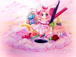 Candy Candy by tsukichire