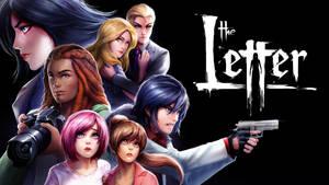 The Letter Horror Visual Novel Key Image
