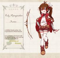 [GOA] Ruby Merryweather by Maymorin