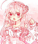 For Yukiko by Maymorin