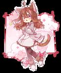 [OC] New Mascot by Maymorin