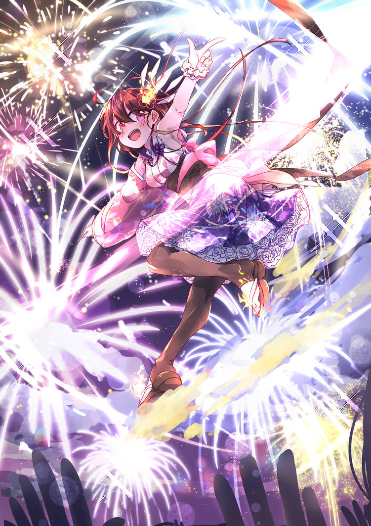 [CT] Dancing Fireworks by Maymorin
