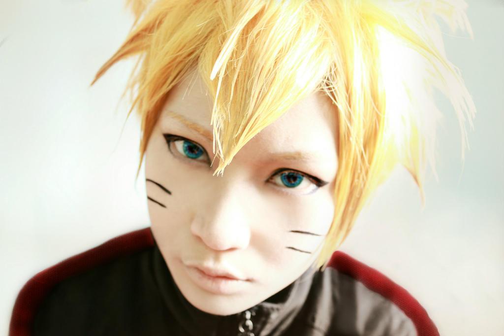 Bolt Uzumaki cosplay by OzakuRan