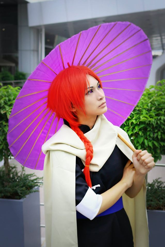 Gintama Kamui Cosplay by OzakuRan