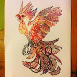 Phoenix  by MEHERmeher