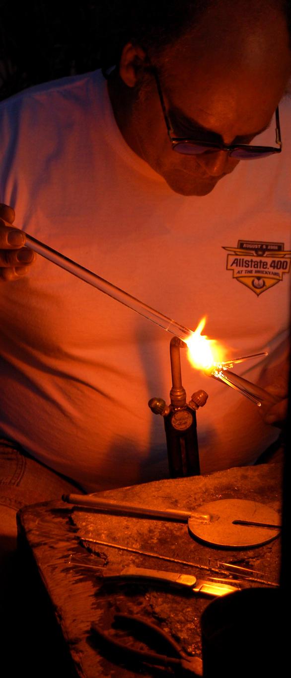 Glass blower by Focus-Fire