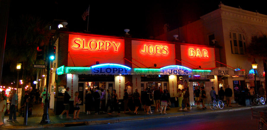 Sloppy Joes Bar by Focus-Fire