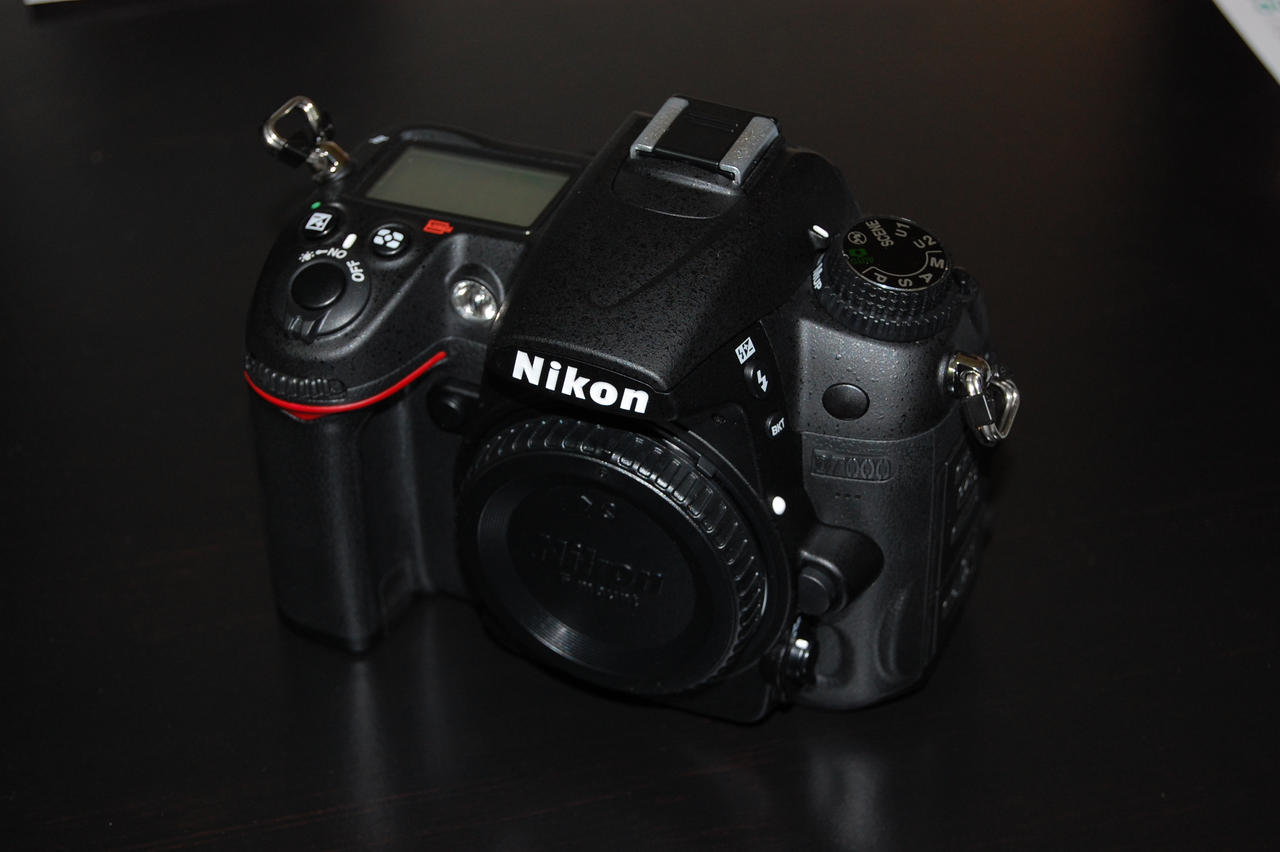 New D7000 by Focus-Fire