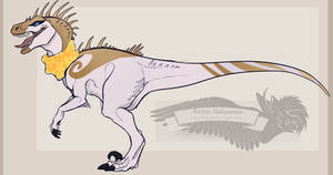 Raptor Adopt Sold by GIANT-EATER