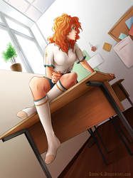 After School Studies by sheen-g by GIANT-EATER