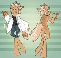 Dr. Duggy By Saharabern