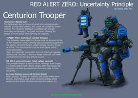 Centurion Trooper by Harry-the-Fox